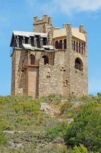 Alhaurin castle