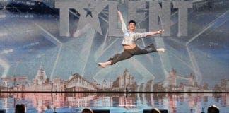 BGT dancer