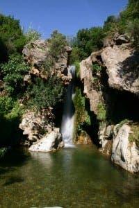Barranco-Blanco-Waterfall