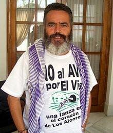 Mayor Juan Manuel Sánchez Gordillo