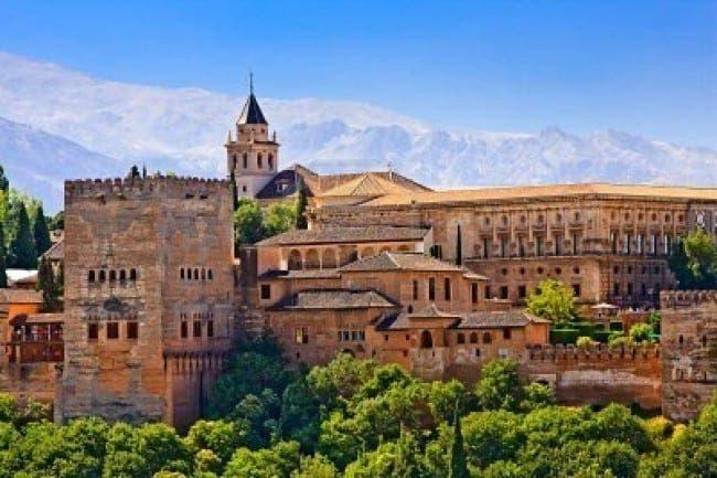 alhambra e