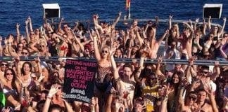 magaluf boat parties e