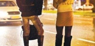 prostitution e