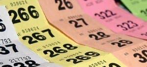 raffle tickets