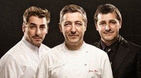 El Celler de Can Roca chefs e