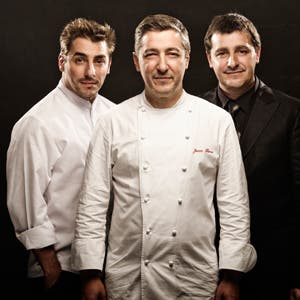 El Celler de Can Roca chefs
