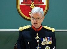 James Dutton Governor of Gibraltar