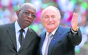 Main-Warner and Blatter