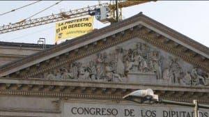 ley mordaza protest