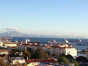 Gibraltar location of Prior Park School