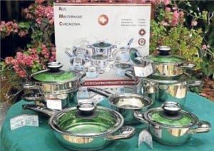 CON: The pots sold