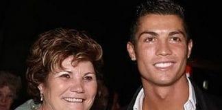 ronaldo and mum