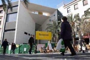 Newly opened Federico Garcia Lorca Centro de Granada