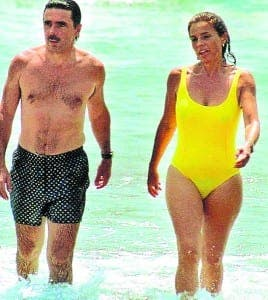 Aznar and Botella