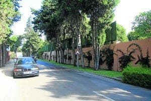 Aznar's home improvement