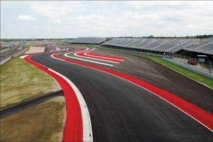 Hutchings plans for a Formula One-like racetrack