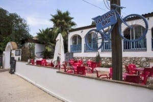 Captains bar in La Cala de Mijas