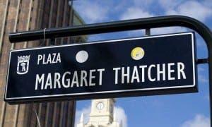 Plaza Margaret Thatcher