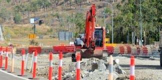 road works australia