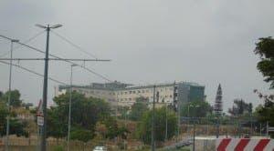 The hospital she hsnt ;eft for over two weeks. COPYRIGHT OLIVE PRESS SPAIN