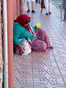 Homelessness strife in Pozuelo