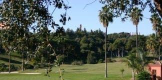 Santa Clara golf e