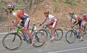 Racing through Spain