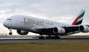 Emirates Airline's A380