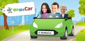 BlaBla car promotion