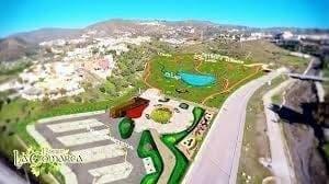 Plan for Mount Doom(ed) park
