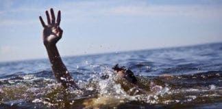 drowning e