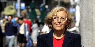 madrid mayor
