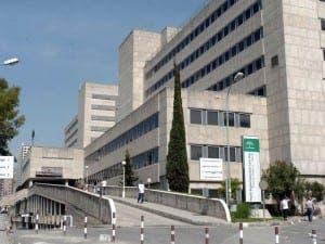 Hospital Materno Infantil in Malaga