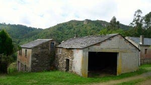 The abandoned village of O Penso, in northwest Spain, is for sale for about $230,000. The last resident died a decade ago. The village includes 100 acres with half a dozen houses, two sprawling farms with room for 70 cattle and a stand-alone bread-making kitchen.