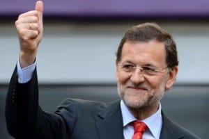 RAJOY: PP defiant on Catalan claims