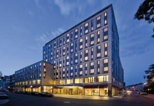 Spanish hotel stays rise