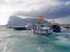 Spanish customs vessels