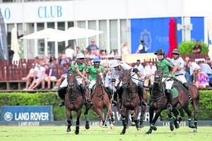 world number one polo spread