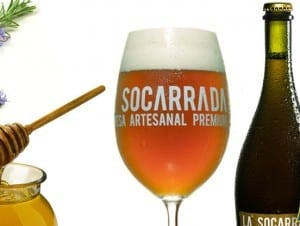 La Socarrada has been crowned the fourth best beer of all time
