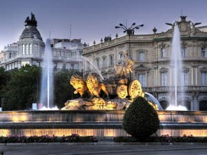 Commuting Madrid London