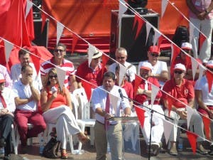 RIP-ROARING: Picardo reaffirms Gibraltar's right to self-determination