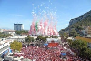 CELEBRATION: National Day this year was the biggest yet