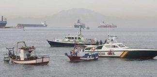 Gibraltar Boat e