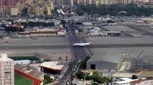Gibraltar Runway