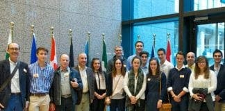 Gibstudents Europeanparliament e