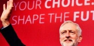 Jeremy Corbyn e