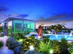 Ocean Spa Plaza