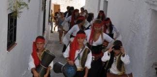 SALARES MOORISH FESTIVAL e