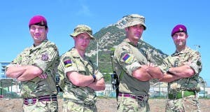 Personnel from 16 Medical Regiment Colchester come to Gibraltar to participate in Ex Barbary Sun. The medical teams rehearse real life medical situations through training in the field, dealing with a variety of casualties at the Field Hospital