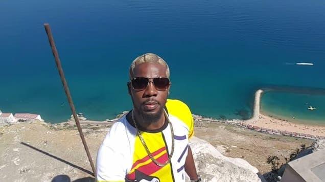 Beniton music video Gibraltar